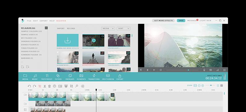 Wondershare Filmora 9 Mac 破解版 优秀的视频编辑工具-麦氪派