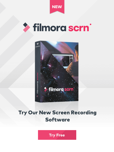Filmora screen recorder