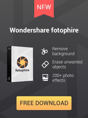 fotophire photo editing software