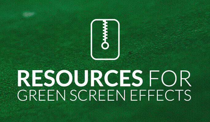 Resources for Green Screen Effects